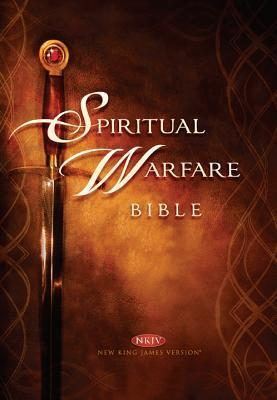 NKJV Spiritual Warfare Bible - Hardcopy