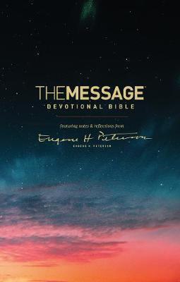 Message Devotional Bible