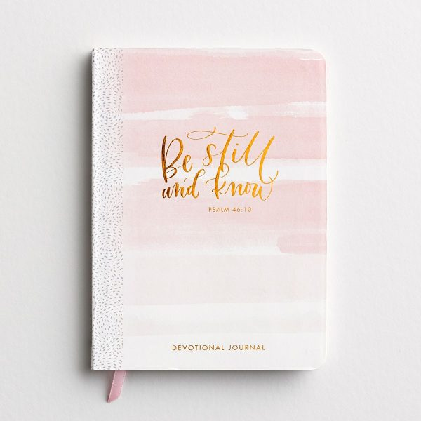 Be Still And Know, Devotional Journal