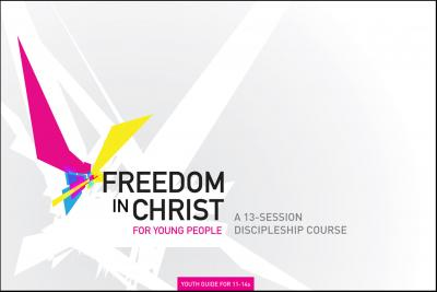 Freedom in Christ Workbook for Young People, Age 11-14 workbook