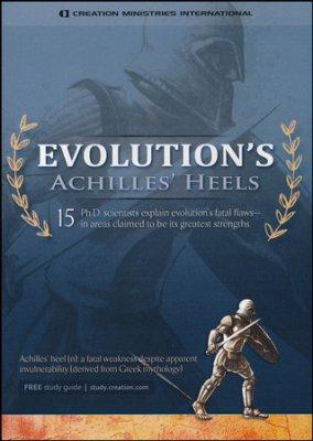 Evolution's Achilles' Heels (DVD)