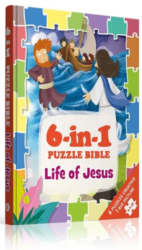 Bible Story Jigsaw Puzzles at Cru Media Ministry in Singapore