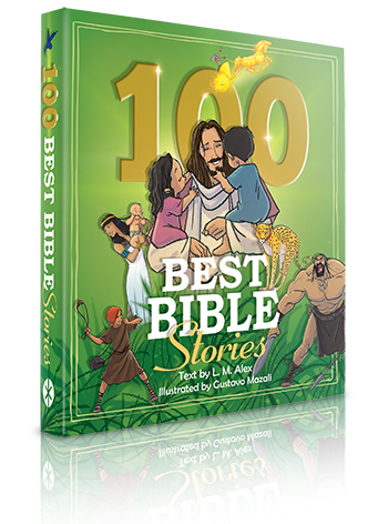 100 Bible Stories at Cru Media Ministry in Singapore Product 100 Best Bible Stories