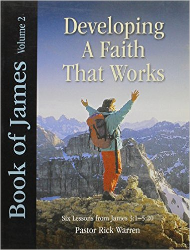 Developing a Faith That Works