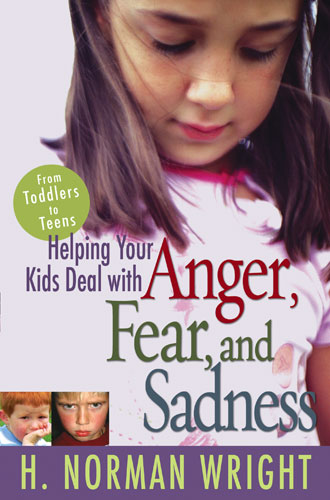 Helping Your Kids Deal With Anger, Fear & Sadness