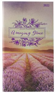 Planner 2022 (24 Month, Small)-Amazing Grace, DP387