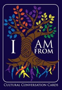 I Am From: Cultural Conversation Cards