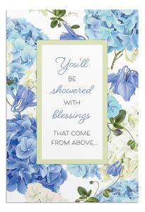 Boxed Cards-Wedding Showered With Blessings, J5122