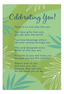 Boxed Cards-Birthday Tropical Truths, J5127