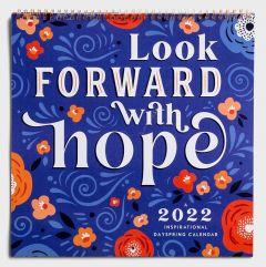 Calendar 2022-Premium Spiral - Look Forward With Hope, J5305