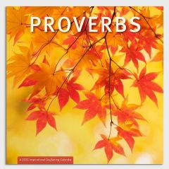 Calendar 2022-Proverbs, J5308