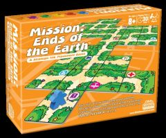 Mission: Ends Of The Earth Box Game