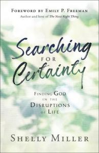 Searching for Certainty +