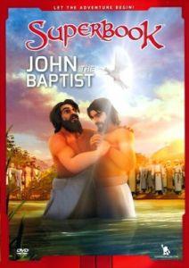 Superbook 2-John The Baptist (DVD)