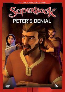 Superbook 2-Peter's Denial (DVD)
