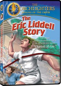Torchlighters: The Eric Liddell Story (DVD)