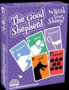 The Good Shepherd Card Game