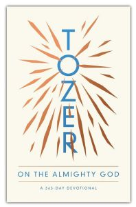 Tozer On The Almighty God: 365-Day Dev
