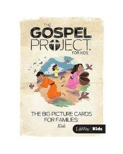 Gospel Project for Kids V2:God Delivers-Big Picture Cards/Kids