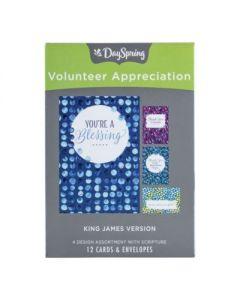 Boxed Cards-Thank You, Volunteer Appreciation #20352