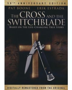 The Cross and the Switchblade 50th Anniversary Edn DVD