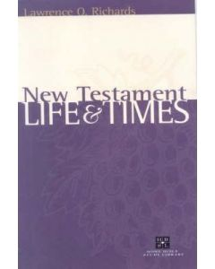 New Testament - Life & Times