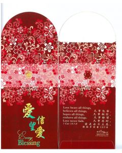 Red Packets - Pack of 10 pcs-爱 Love