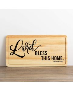Bless This House - Decorative Cutting Board (90901)