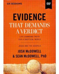 Evidence That Demands a Verdict-DVD Study