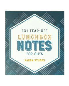 101 Lunch Box Notes For Guys, LBN003