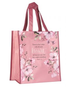 Tote Bag:Trust In The Lord TOT103