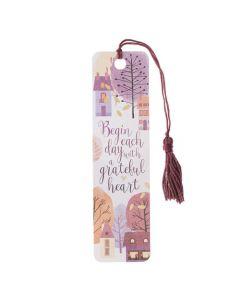Bookmark (Tassel)-Begin Each Day