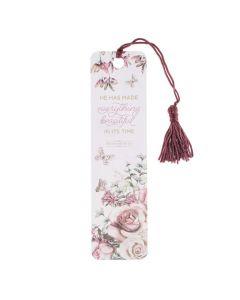Bookmark (Tassel)-Everything Beautiful
