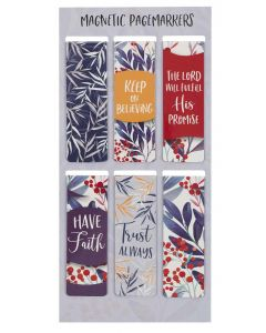 Magnet BooKmark Set of 6-Trust Always, MGB069