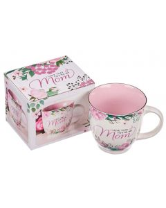 Mug: Ceramic-I Love That You're My Mom, MUG564