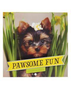 CAL 2021 (Small)-Pawsome Fun