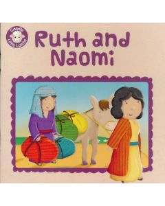 Candle Little Lambs-Ruth And Naomi Booklet