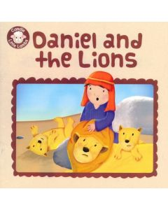 Candle Little Lambs-Daniel And the Lions Booklet
