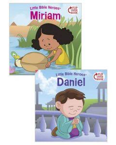 Flip Over Book-Miriam & Daniel