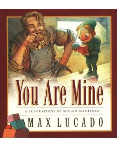 You Are Mine Boardbook