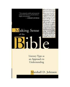 Making Sense of the Bible