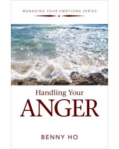 Managing Your Emotions Series: Handling Your Anger-Booklet