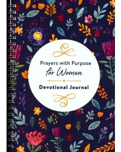 Journal with Devotion-Prayers with Purpose for Women