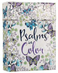 Box Of Blessings-Psalms In Color, CBX005