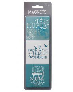 Magnet Set/3-Soar, Hope,Trust, MGS030