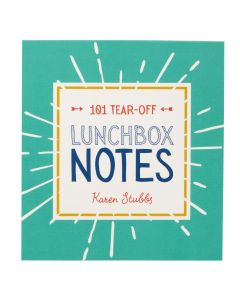 101 Inspirational Lunch Box Notes, LBN001