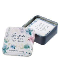 Cards In Tin-GraceNotes for Women