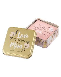 Cards In Tin-Love Notes for Mom