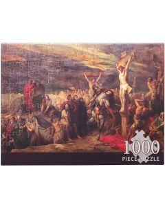 Puzzle 1000-Pc: The Crucifixion, PUZ044