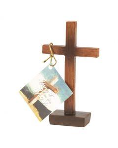 TableTop Cross-Wood